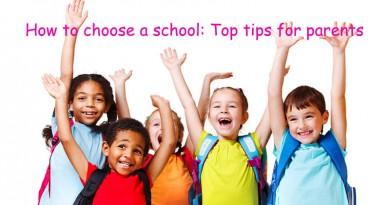 Top Tips ในการเลือกโรงเรียนให้กับลูก